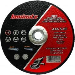 DISCO DE CORTE FINO  ( LAMINATE )  A46 S-BF...