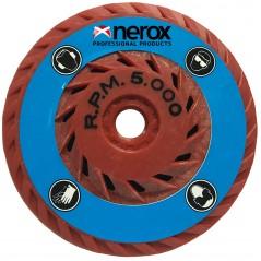 115xmm PLATO VELCRO DISCO- PIRAMIDAL ( NEROX ) PREDATOR (...