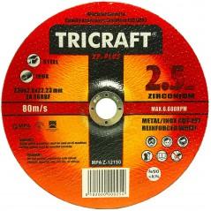 DISCO DE CORTE ( TRICRAFT )  ZA36 R-BF   ZIRCONIUM...